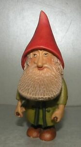 NEW Dwarf With Basket , Hand carved in Wood in Italy