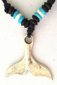 Uhren & Schmuck Halsketten & Anhänger Handmade Tribal/ethnic/surfer Metal Cross Adjustable Cord Necklace.