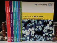 The Open University- 'The Molecular World (S205)' - 7 Books Total! (ID:43833)