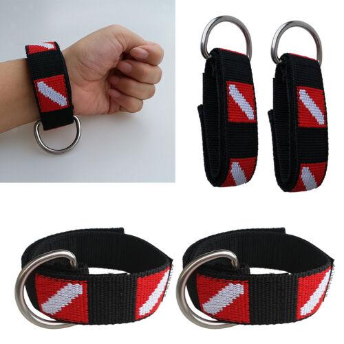 13,8 Zoll Tauchen Handgelenk Band Gurtband Gürtel 4 Teile Paket 35 Cm