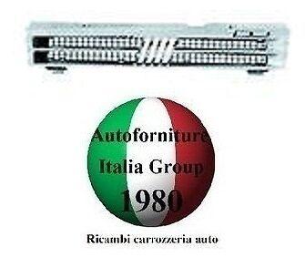 GRIGLIA RADIATORE COMPLETA COFANO ANTERIORE MASCHERA FIAT UNO 89/>95 BZ 1989/>1995
