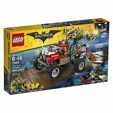 LEGO Batman Movie Killer Croc Tail-Gator 70907 #391721