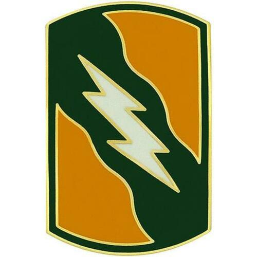 Army Combat Service ID Identification Badge 155th Armored Brigade Combat