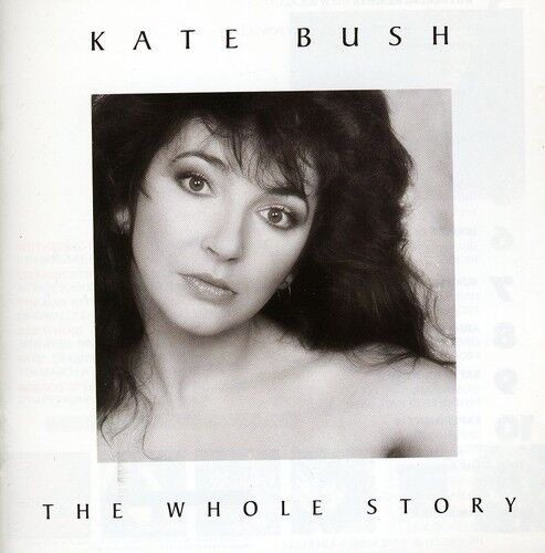 1 of 1 - Kate Bush - Whole Story [New CD] Asia - Import