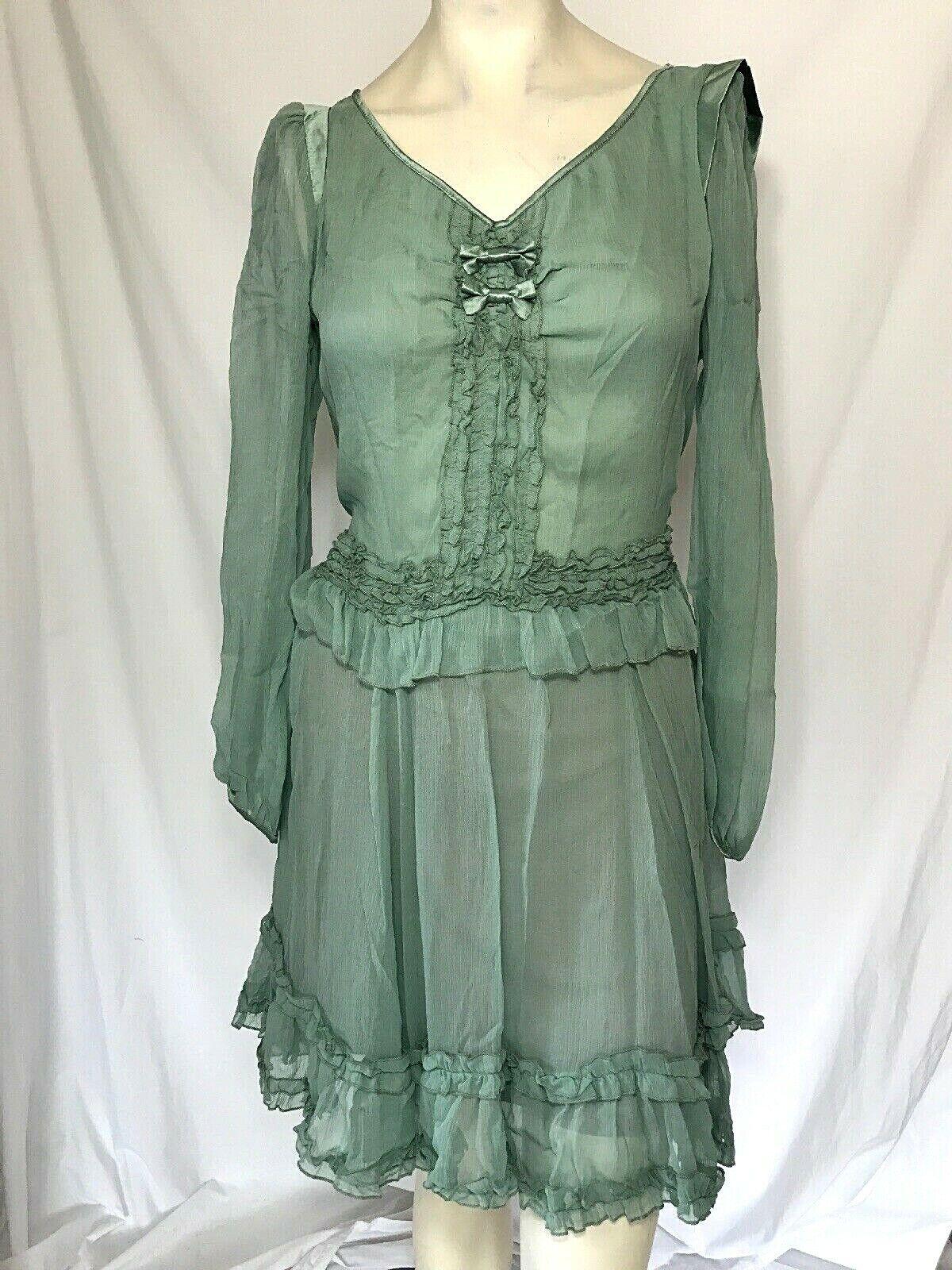 Vestido Para Mujer de Moda verde Elena  perseil  Hay más marcas de productos de alta calidad.