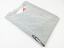 49ea6244973327 Uniqlo Kaws Peanuts Snoopy Spin Whirl Swirl Gray Grey Pocket Tee T-shirt  Medium