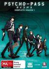 Psycho-Pass : Season 1 (DVD, 2016, 4-Disc Set)