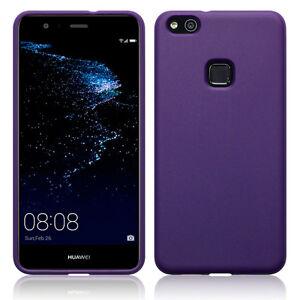 Huawei-P10-Lite-Covertech-Case-High-Impact-Protective-Flexible-Bumper-Purple