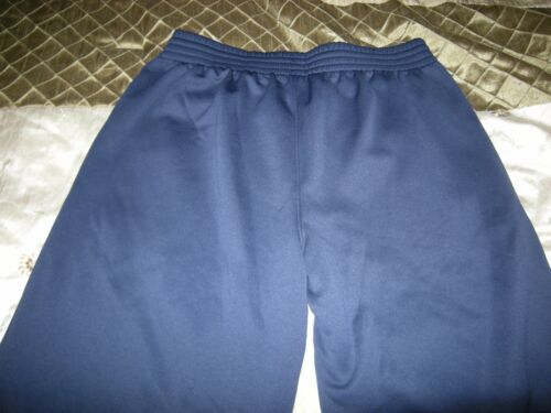 Brand New Mens Navy Blue Under Armour Cold Gear Sweat Pants Size S