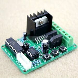 Stepper Motor Speed Pulse Controller and Driver Board