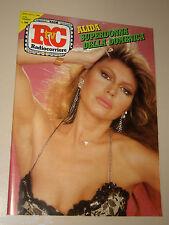 RADIOCORRIERE TV=1985/7=ALIDA CHELLI=MILOS FORMAN=MATT DILLON=LEO LONGANESI=