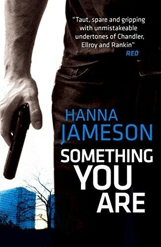 1 of 1 - Something You Are (London Underground) - New Book Jameson, Hanna
