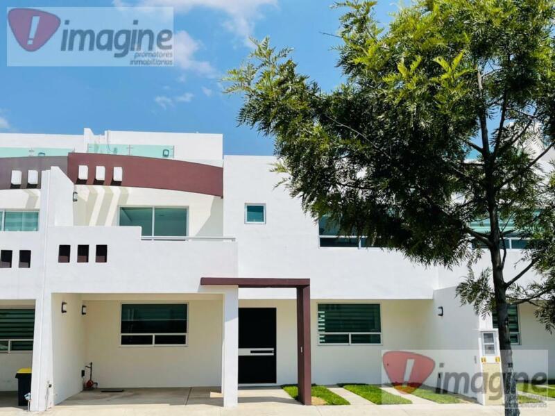 Casa en renta / venta -  Fracc. Hábitat, Pachuca