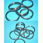 WHOLESALE LOT 10 25 50 100 NEW KEY RINGS 24mm 1