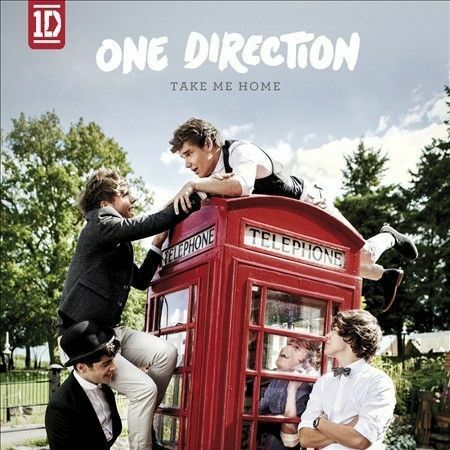 1 of 1 - One Direction - Take Me Home /3
