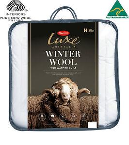 Tontine-Luxe-100-Australian-Made-Winter-Wool-High-Warmth-Doona-Duvet-Quilt