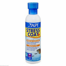 API Stress Coat Aquarium Fresh Water Conditioner Fish Tank Dechlorinator237ml