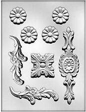 Baroque Design Group Chocolate Candy Mold from CK #9471