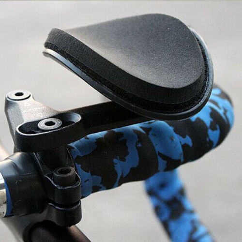 Road Mountain Bike Bicycle Alloy Triathlon Aero Rest Handle Bar 22 shim 31.8mm