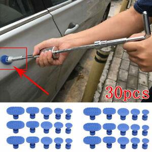 30pcs-coche-puerta-cuerpo-arrastrar-TAB-abolladuras-distancia-reparacion-accesorios-extractor