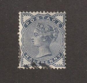 Great-Britain-stamp-98-Used-QV-1884-4-margins-light-cxl-exquisite