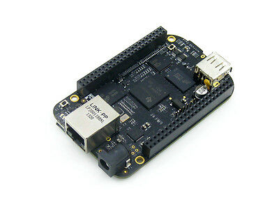 BeagleBone Black Rev C 1GHz ARM Cortex-A8 512MB DDR3 4GB 8bit eMMC Board Mini PC
