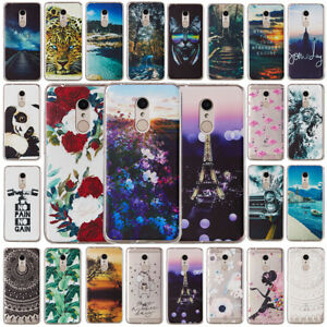 the best attitude ecadd a8b0c Details about For Xiaomi Redmi 5 Plus Note 5 Pro 5A 4X Patterned Slim Soft  Silicone Cover Case