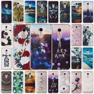 For Xiaomi Redmi 5 Plus Note 5 Pro 5A 4X Patterned Slim Soft Silicone Cover Case