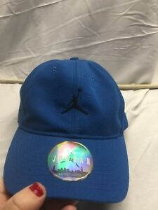 419a6f8a60c JORDAN JUMPMAN HAT CAROLINA BLUE ONE SIZE FITS MOST NEW WITH TAGS ...
