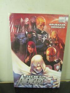 Secret-Avengers-Mission-to-Mars-1-2-3-4-Marvel-Comics-HC-Hard-Cover-New-Sealed