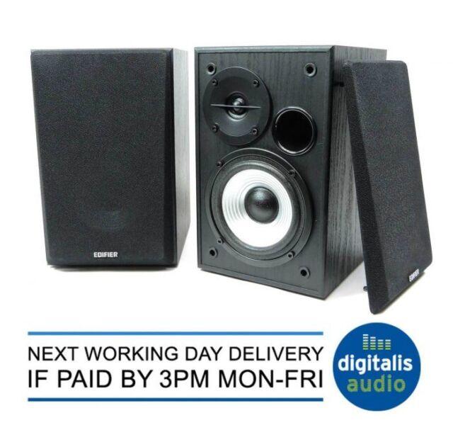 Edifier R980T Active Bookshelf Speakers 20 Studio TV MAC PC Loudspeakers NEW