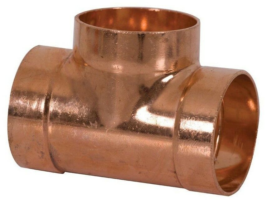 Ardent HIGH PRESSURE COPPER TEE - 32mm, 40mm Or 50mm