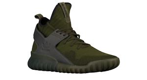 Adidas Hombre Tubular X Pack verde Oscuro Zapatillas de Tela S76713