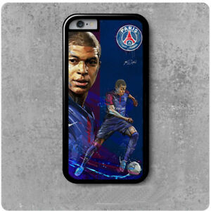 coque iphone 6 mbappe psg