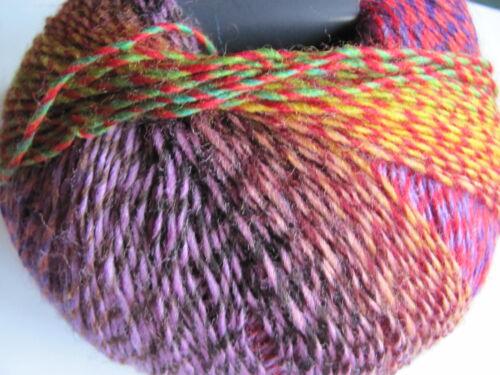 100g balls. Debbie Bliss Rialto Luxury Sock yarn Vibrant colours