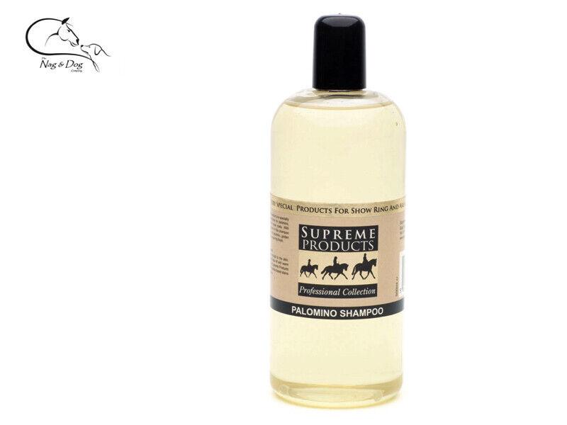 Supreme Products Palomino Shampoo Colour Enhancing Pony Horse Grooming FREE P&P