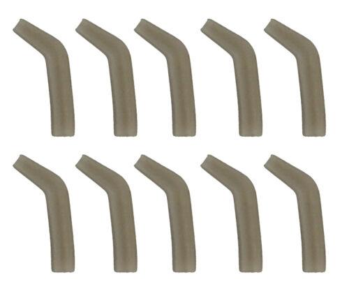 Karpfenangeln Karpfenrigs 10 Gummischläuche Korda Kickers Karpfenzubehör