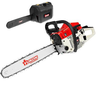YUKON 58cc 2 Stroke Petrol Chainsaw
