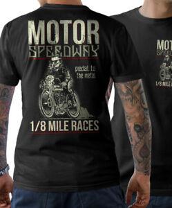 Biker-T-SHIRT-Motor-Speedway-MOTO-CACCIAVITI-cafe-racer-Motorcycle-s-5xl