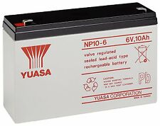 Bateria Yuasa NP10-6