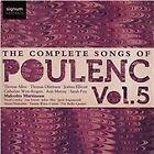 Francis Poulenc - Complete Songs of Poulenc, Vol. 5 (2015)