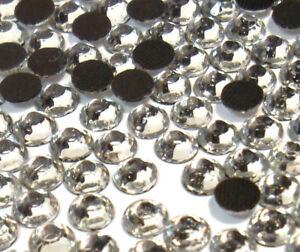 185-Hotfix-Strasssteine-5mm-SS20-CRYSTAL-KLAR-GLAS-STRASS-Buegelsteine-BEST-35