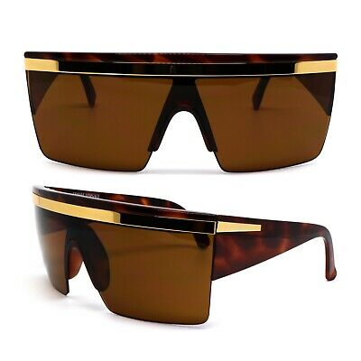 Brille Gianni Versace Update S76 900 Vintage Sonnenbrille Neu Old Stock 1990's