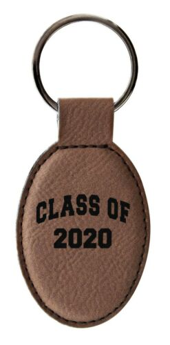 Graduation Gifts Class of 2020 Seniors Graduation Gifts Oval Keychain Keytag