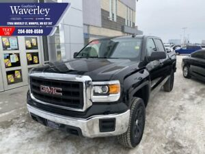 2015 GMC Sierra 1500 Base | 4WD | Low KM's |