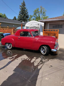 1952 Plymouth Businessman's Coupe