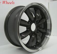 16X7 +4 Rota Rb 4X114.3 Gun Metal Wheel Fit Datsun 510 260Z 280Z Ae86 4X4.5 rims
