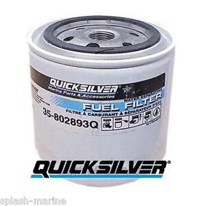 ORIGINALE-mercury-fuoribordo-acqua-che-separa-Filtro-carburante-35-802893Q01