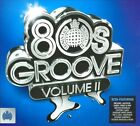 80s Groove, Vol. II by Various Artists (CD, Jul-2011, 3 Discs, Ministry of Sound)
