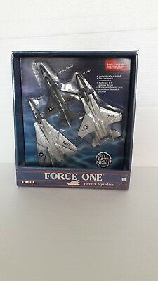 Diecast Force One Fighter Squadron Ertl 1987 Adottare La Tecnologia Avanzata